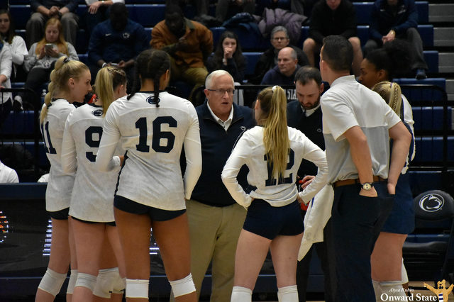 Russ Rose Signs Four-Year Contract Extension with Penn State Women's Volleyball