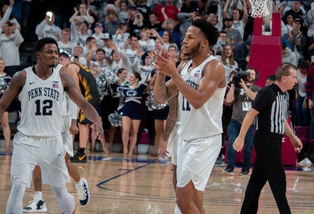 The Seeds of Penn State Basketball's Current Success Were Sown a Year Ago