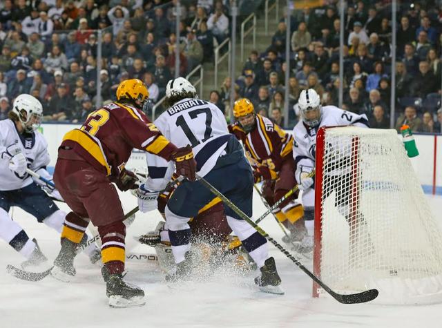 Penn State Hockey: Nittany Lions Complete Comeback For 3-2 Win