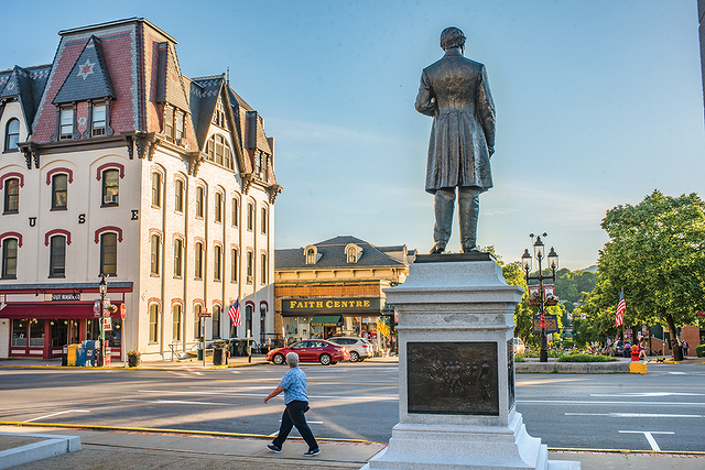 'Cool' Bellefonte Is Product of Hard Work, Vision