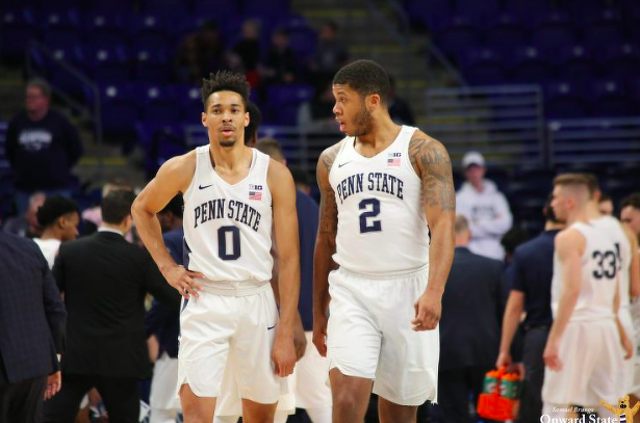 No. 16 Penn State Basketball Escapes Against Rutgers in 65-64 Nail-Biter