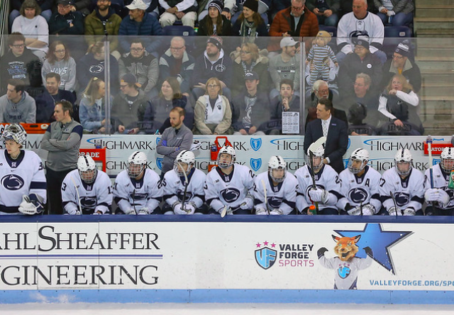 Penn State Hockey Wins at Least a Share of Big Ten Title