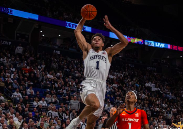 Penn State Basketball: Nittany Lions Slide To No. 20 In Latest AP Poll