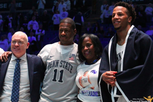 Penn State Basketball: Lamar Stevens Talks Legacy, the Past and What Lies Ahead