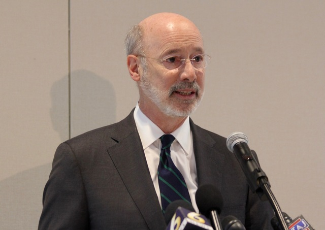Gov. Wolf Announces Two Presumed Positive Cases of Coronavirus in Pa.