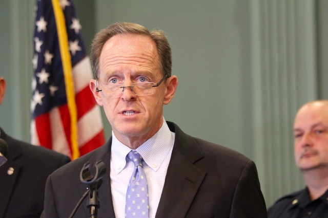 Letter: Toomey Failed on Impeachment Vote