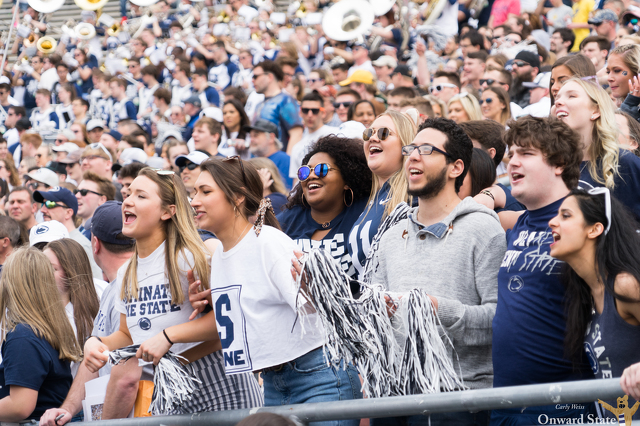 Penn State Reviewing Campus Events Including Blue-White Game Amid Coronavirus Concerns