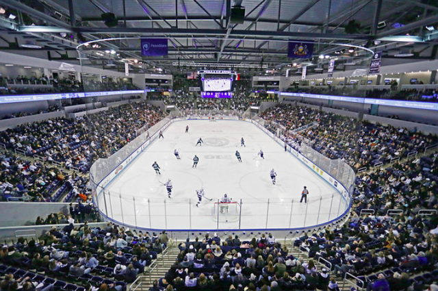 Penn State Hockey: Do Over In Allentown? Possible, But Still Unknown