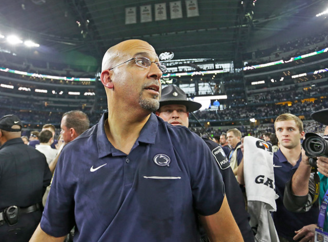 Penn State Football: Franklin and Staff Planning for Everything Amid Uncertain Future