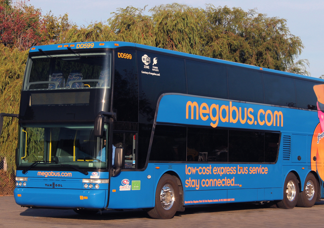 Megabus Suspending All Service to and from New York City