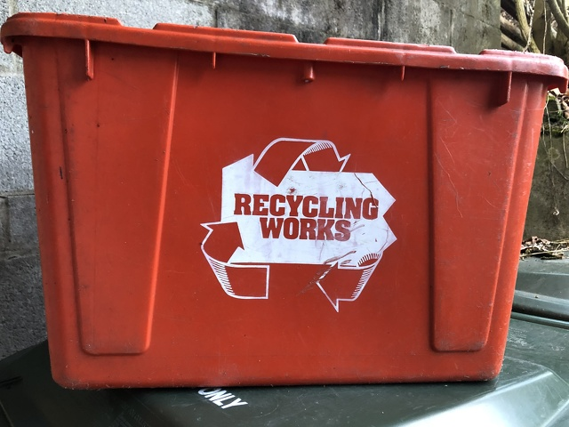 CCRRA Suspends Curbside Recycling