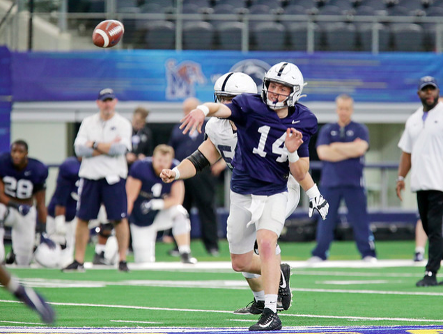 Penn State Football: For Bowen and Company, It's One Day at a Time
