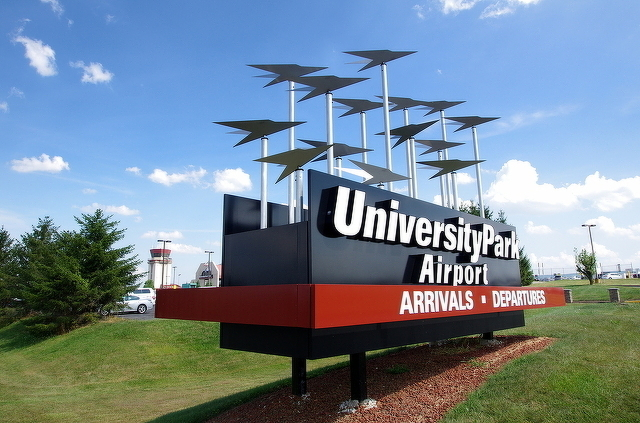 University Park Airport Receives More Than $2.3 Million in CARES Act Funding