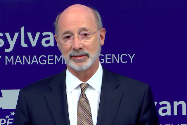 Wolf Extends Stay-at-Home Order to May 8, to Be Followed by Gradual Reopening