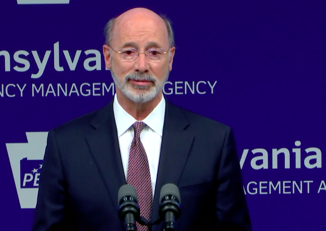 Gov. Wolf Outlines Phases for Reopening Pennsylvania