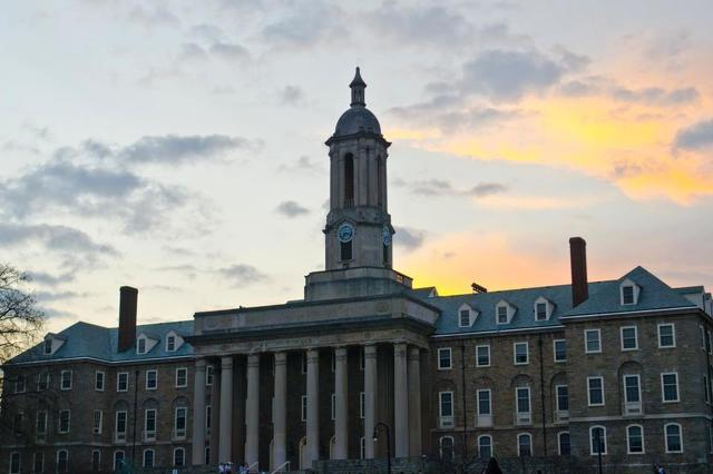 Penn State Cuts Pay by 50 Percent for Some Employees
