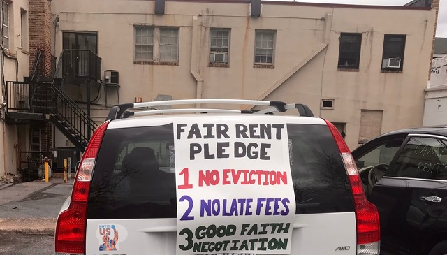 Community Members Rally for Rent Fairness Amid 'Complex' Situation