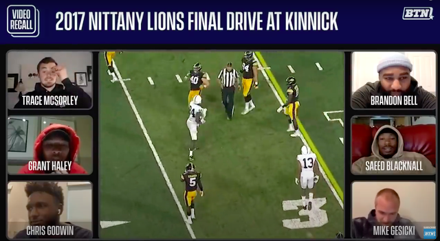 'Juwan All The Way:' 5 Things We Learned from BTN's Replay of Penn State's Final Drive Against Iowa