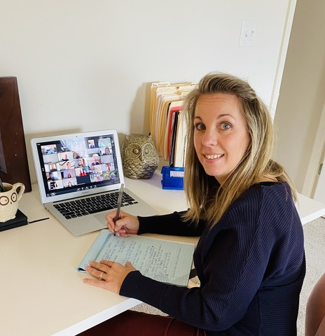 A Virtual Market: Local Realtors, Clients Adapt with Technology