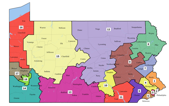 Letter: It's Time for Redistricting Reform