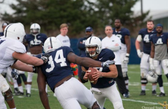 Penn State Football: Simmons Hopeful the Time Is Now