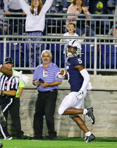 Penn State Football: Castro-Fields Ready and Hopeful for His Best Yet