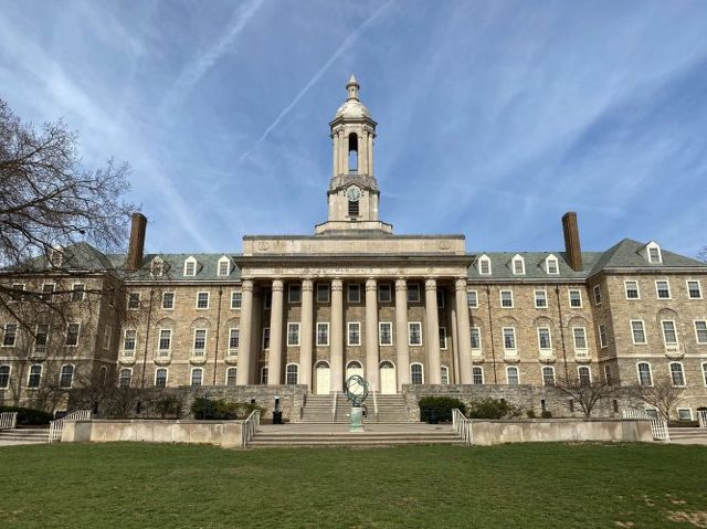 Penn State on Track to Meet Safety Guidelines for Reopening, Barron Says