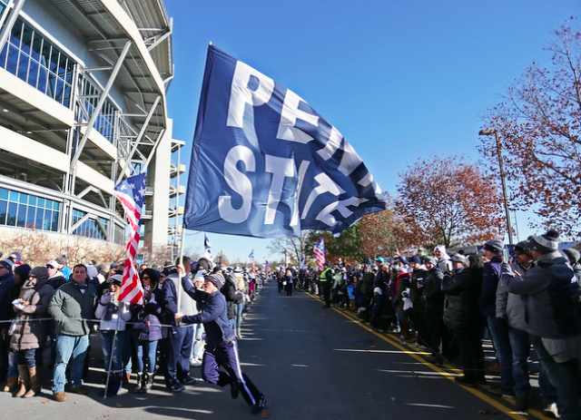 Penn State Athletics to Begin Phased Return to Campus on Monday