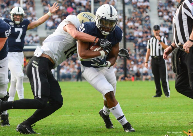 Penn State Football: Cain Taking COVID Seriously as Family Recovers