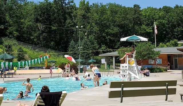 Welch, Park Forest Pools to Open June 27