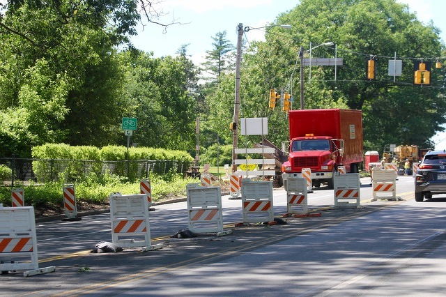 Paving to Begin Next Week on North Atherton Street