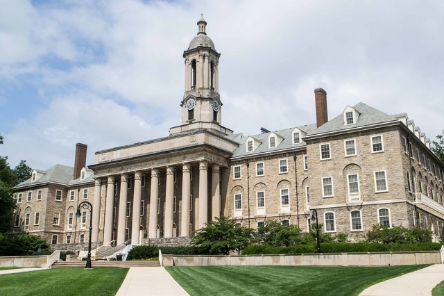 Penn State Sets Fundraising Record with $381 Million in Donations