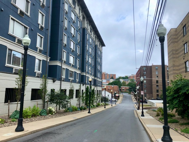 State College Approves Traffic Changes for Apartment Move-In