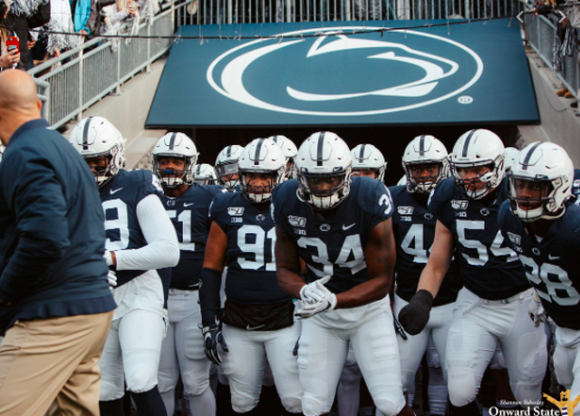 Penn State 'Pleased' with NCAA Ruling Allowing Players to Wear Social Justice Messages