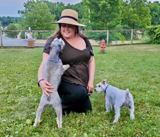 A Visit to Tudek Dog Park Offers Sniffs and Smiles