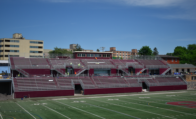 Set to Reopen, No Fans Allowed in Memorial Field Per PIAA and State Guidelines