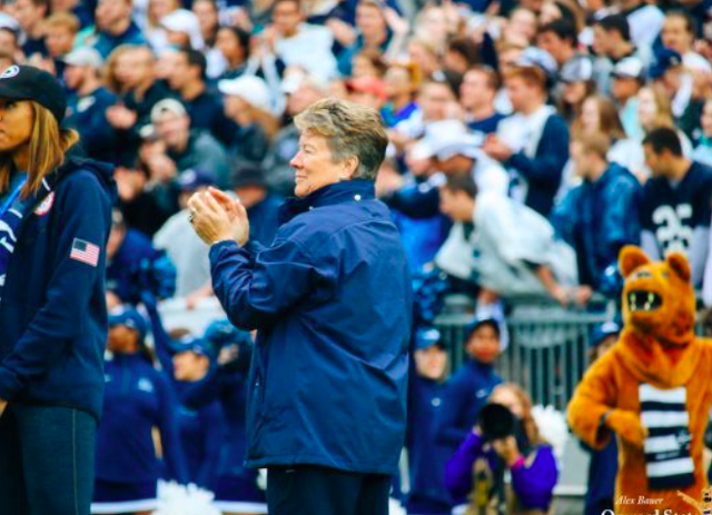 Penn State Athletics: Barbour Doesn't See Big Ten Reversing Decision Amid Outcry and Confusion Over Process