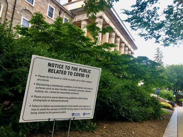 Penn State Reports 32 New COVID-19 Cases Since Friday