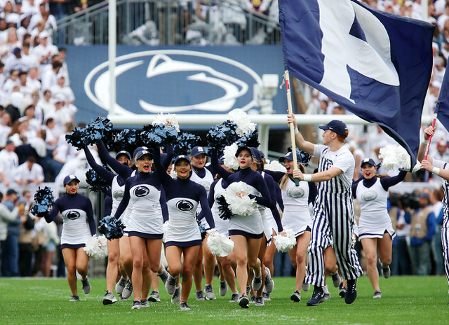 Penn State Athletics Pauses Some Team Activities Following 48 Positive COVID-19 Tests