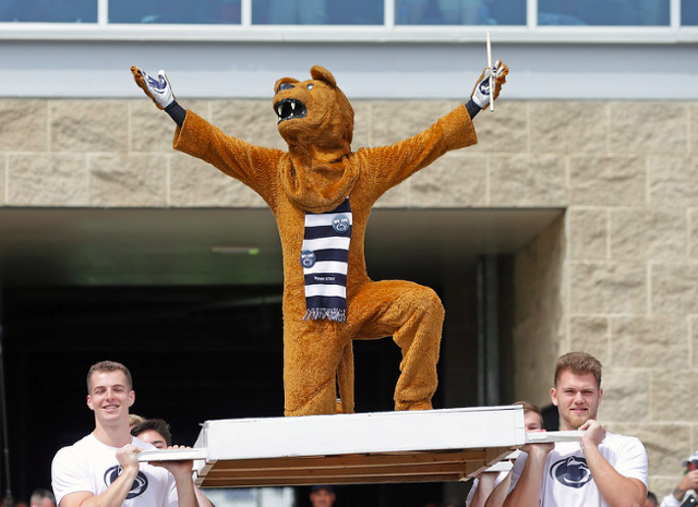 Penn State Athletics Reports 50 New COVID-19 Cases Among Student-Athletes