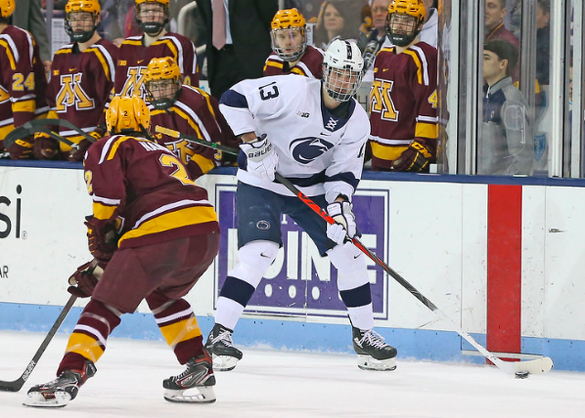 Penn State Hockey: NHL Entry Draft Likely Quiet Affair This Time For Penn State
