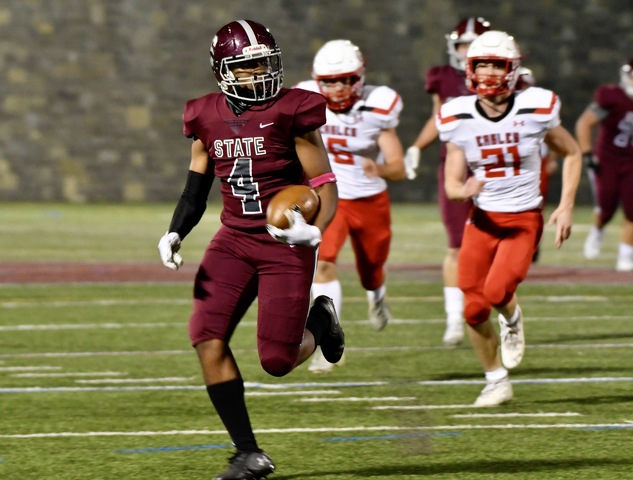 State College Shuts Out Cumberland Valley in Return to Memorial Field