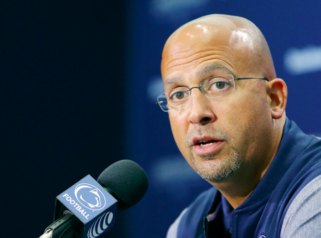 Penn State Football: Without Families Around and a Long Season Ahead, Office Morale a New Challenge