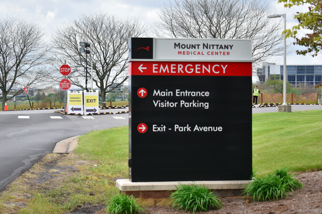 Letter: Conklin 'Disappointed' in Proposed Cuts for Mount Nittany Health Workers