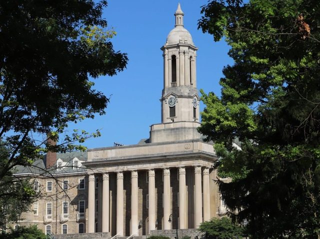 Penn State Reports 93 More COVID-19 Cases at University Park