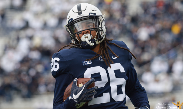 Jonathan Sutherland Will Be First Penn State Player to Wear No. 0