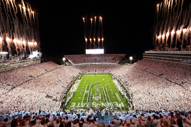 State College, PA - Penn State Football: Ohio State Game ...