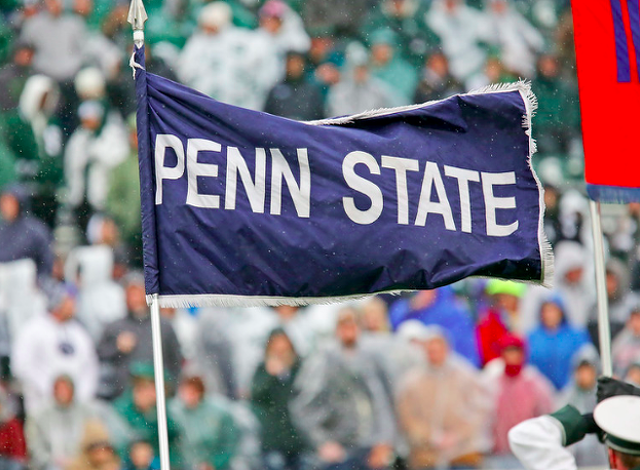 Penn State Athletics Reports Just One COVID Positive Following Latest Round of Testing