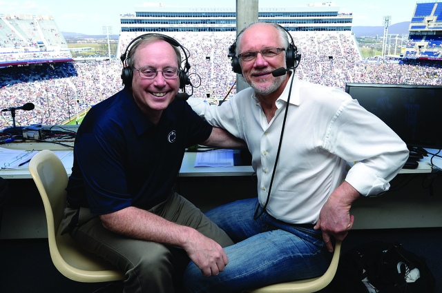 Voices of Penn State Football