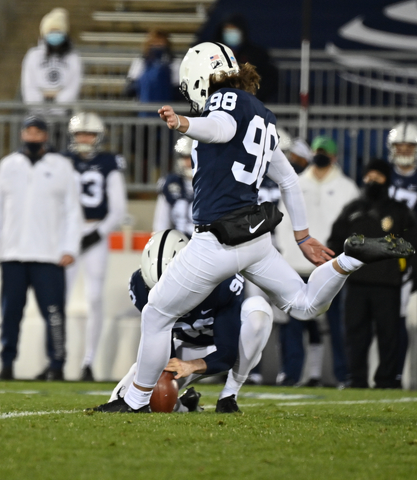The 12 Ills That Are Plaguing Penn State Football in 2020